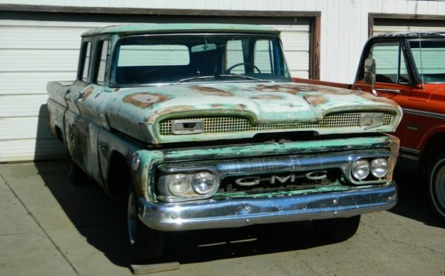 GMC For Sale - Barn Finds