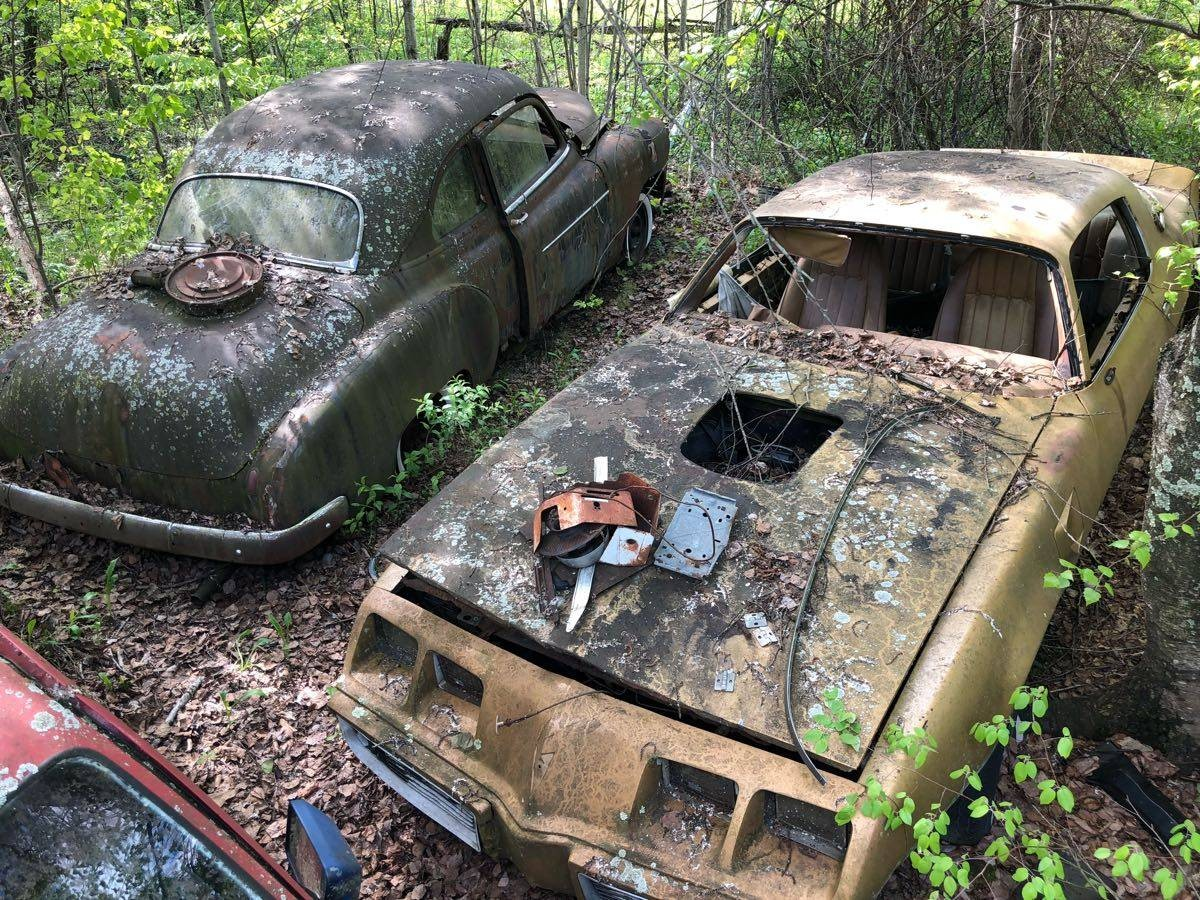Craigslist Hudson Valley Cars >> Hot Rod Dreams: New York Junkyard Cleanout