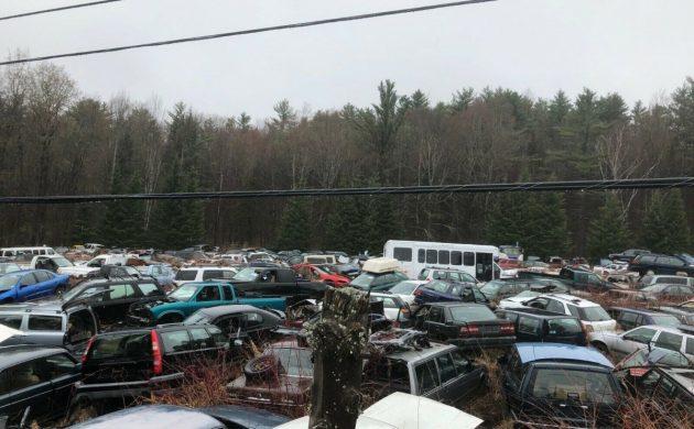 Junkyard For Sale: 400 Scrap Cars for $150K!