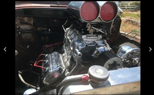1000 HP Blown Hemi! 1953 Ford F100