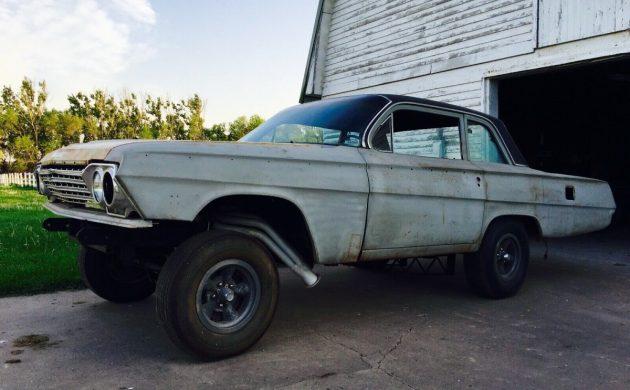 Historic Racer: 1962 Chevrolet Impala Gasser