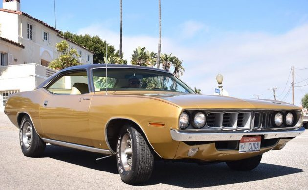 Barracuda For Sale - Barn Finds