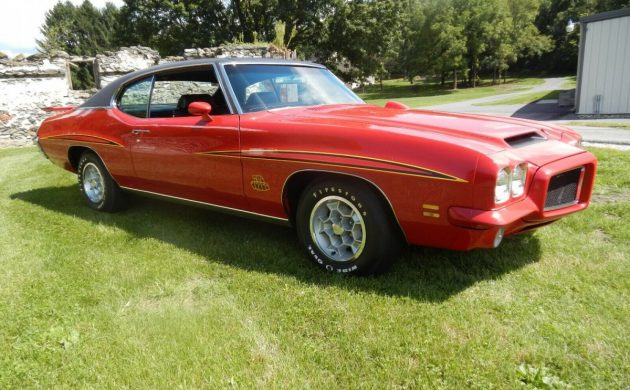 Pontiac GTO Projects For Sale - Barn Finds