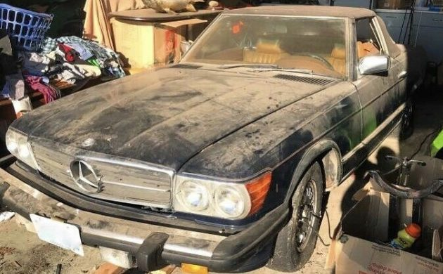 Mercedes-Benz For Sale - Barn Finds