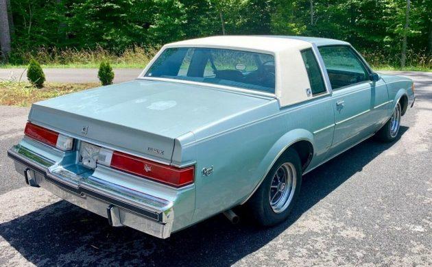 One Elderly Owner 1981 Buick Regal