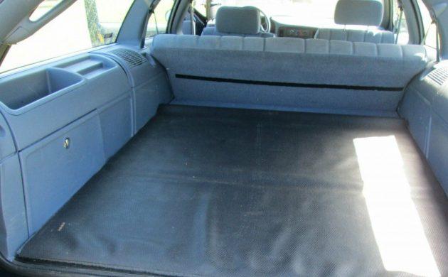 Cop-Spec: 1995 Chevrolet Caprice IA2 Police Wagon