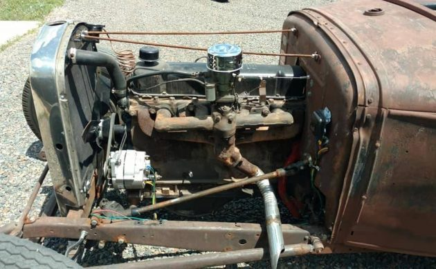 Coupster Project: 1931 Ford Model A