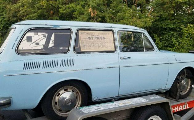 Movie Car: VW Squareback from