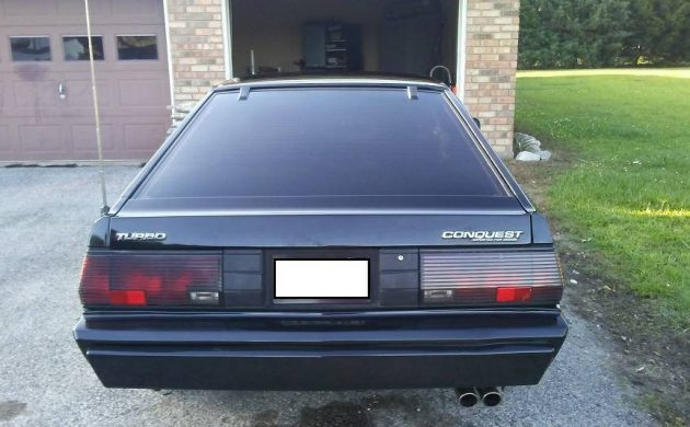 1984 Dodge Conquest Turbo