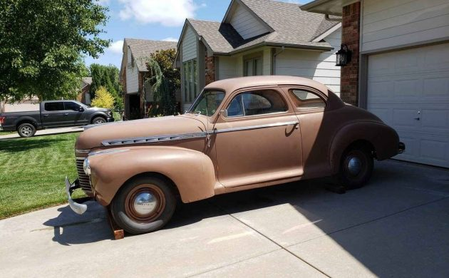 1941 Chevy Coupe Special Deluxe