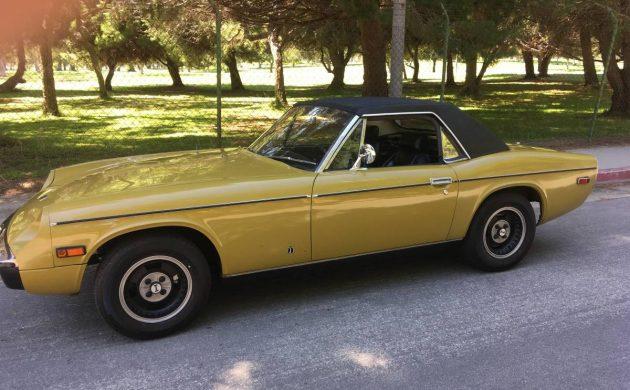 1973 Jensen Healey MK1