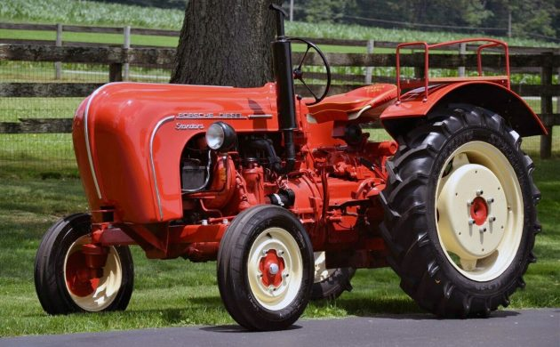 Tractors Archives - Barn Finds