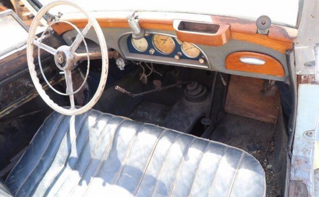 1938 Mercedes Benz 170V
