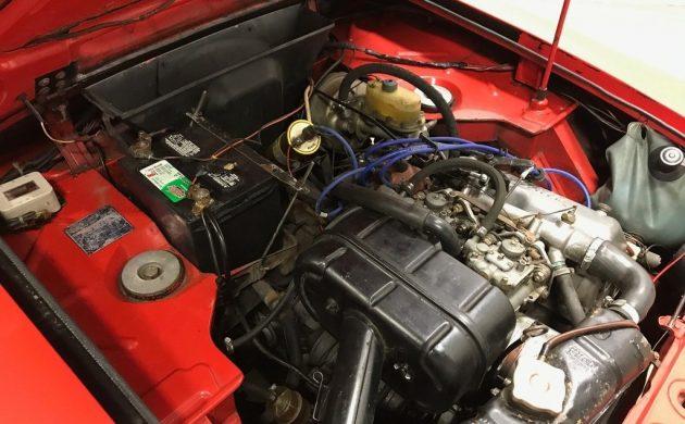 1972 Lancia Fulvia 1.3S Coupe