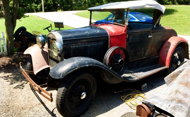 Model A For Sale - Barn Finds