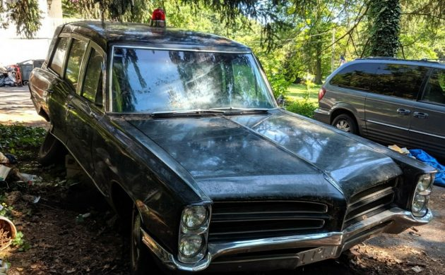 Hearse For Sale - Barn Finds