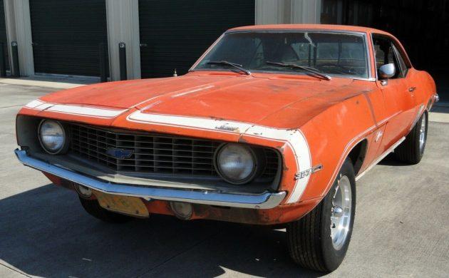 Chevrolet Camaro For Sale - Barn Finds