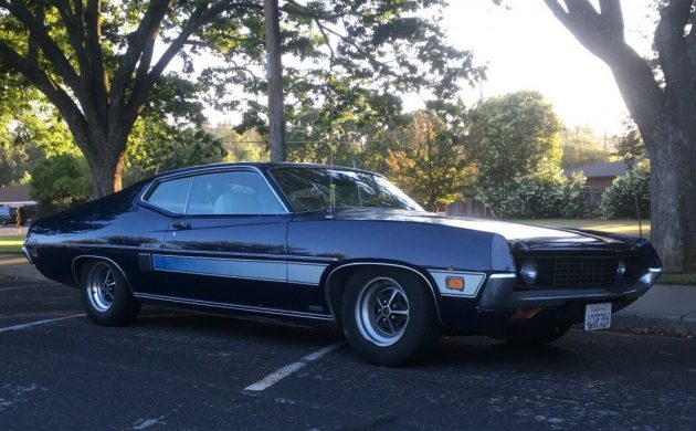 Solid Project: 1970 Ford Torino GT