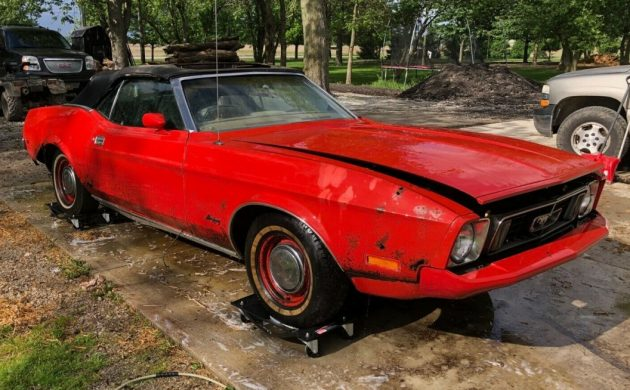 Ford Mustang For Sale - Barn Finds