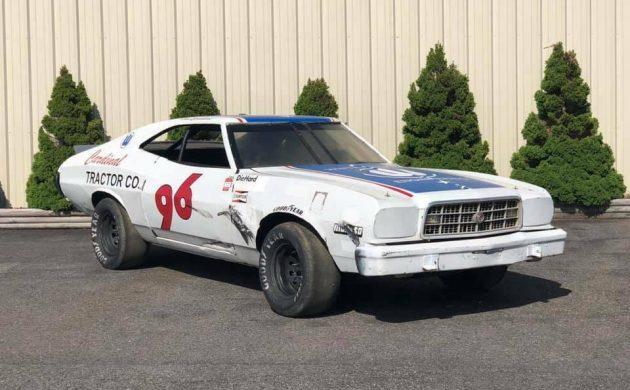 Dale's Early Cup Ride Replica: 1973 Ford Gran Torino