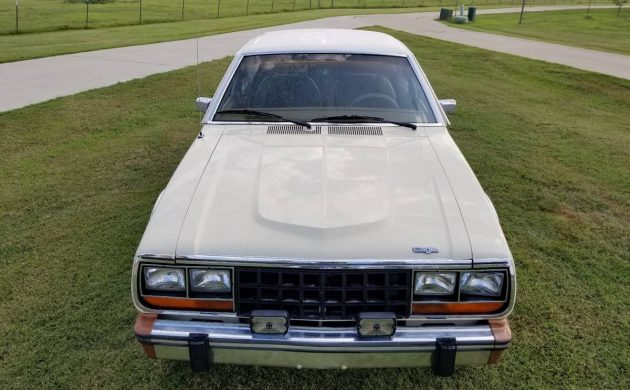 Serious 4x4 Survivor 1987 Amc Eagle Sedan