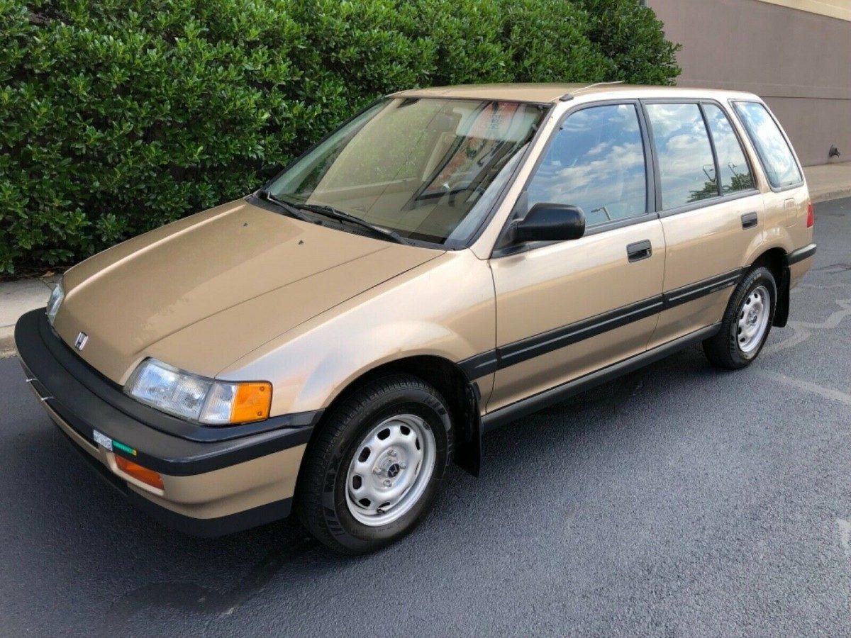 Get 1988 Honda Civic