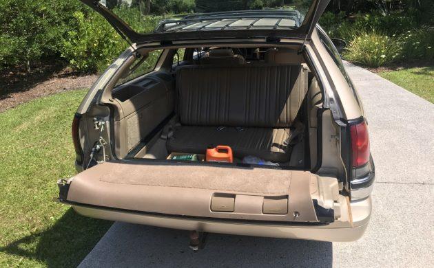 EXCLUSIVE: 1996 Buick Roadmaster Estate Wagon