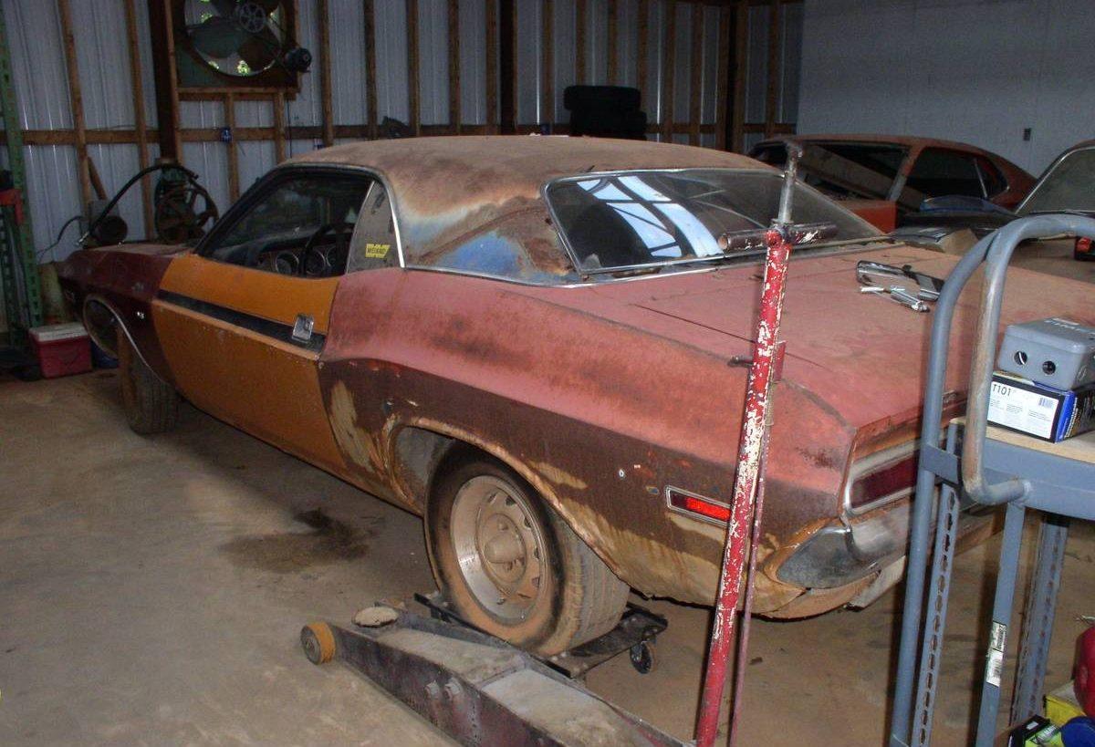 Big Block Project: 1970 Dodge Challenger R/T?
