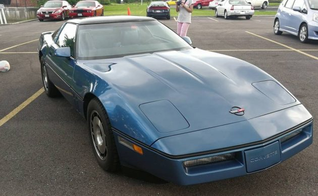 11,470 Original Miles: 1985 Chevy Corvette