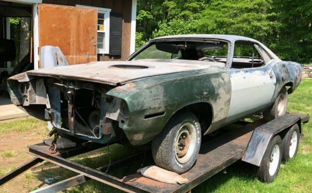 Plymouth For Sale - Barn Finds