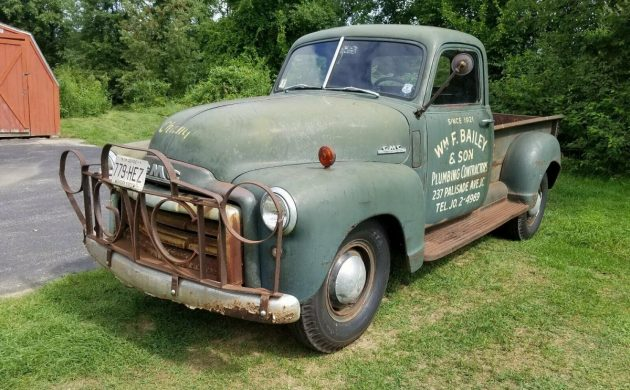 Well Optioned Workhorse: 1948 GMC Truck