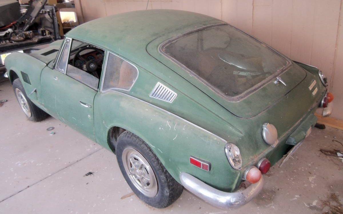 Triumph's Enigma: 1968 GT6+ Garage Find