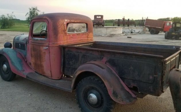 1937 Ford F-100
