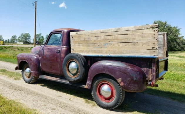 1948 Chevrolet 3600 Pickup