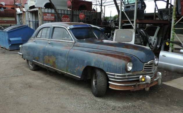 Packard For Sale - Barn Finds
