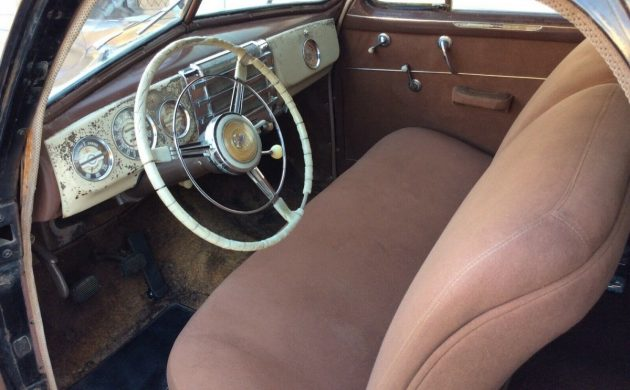 1941 Buick Sedanette Fastback