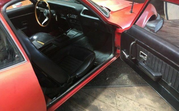 1973 Opel 1900 GT