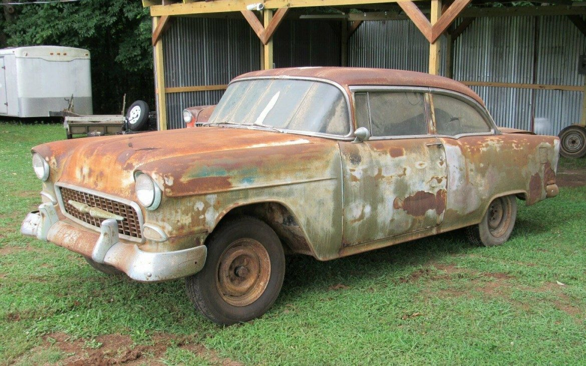barn find gasser project  chevrolet  post