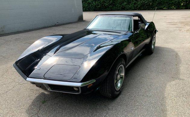 Chevrolet Corvette For Sale - Barn Finds