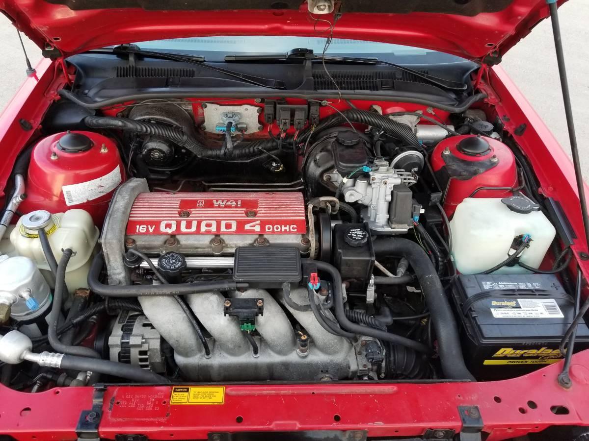 1991 Oldsmobile Cutlass Calais 442 W41