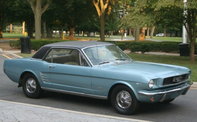 Drive or Restore: 1966 Ford Mustang Coupe