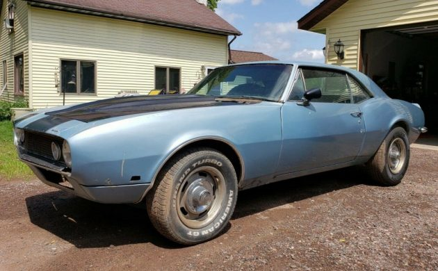 Chevrolet Camaro For Sale - Barn Finds
