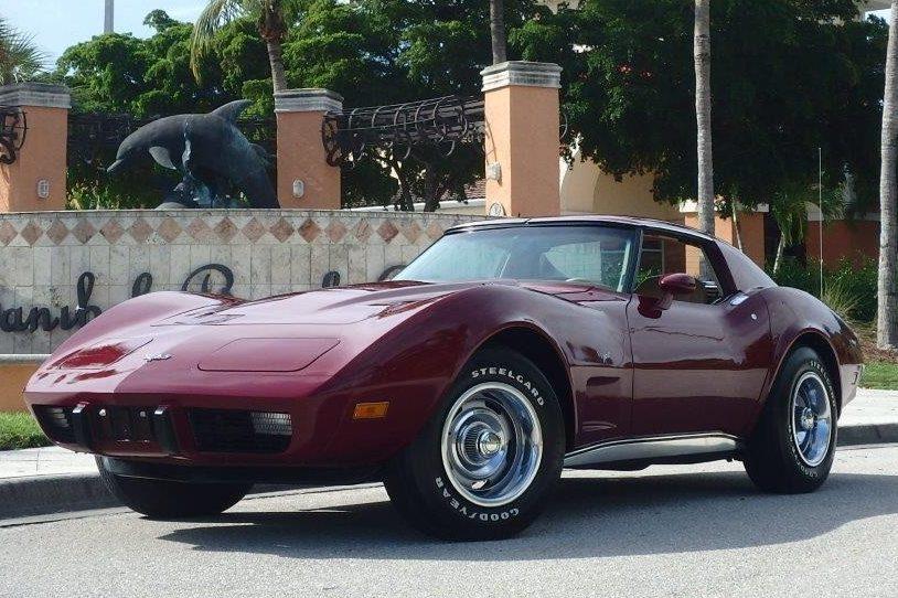 1977 Corvette For Sale >> 1977 Chevrolet Corvette L82 with 4,380 original miles