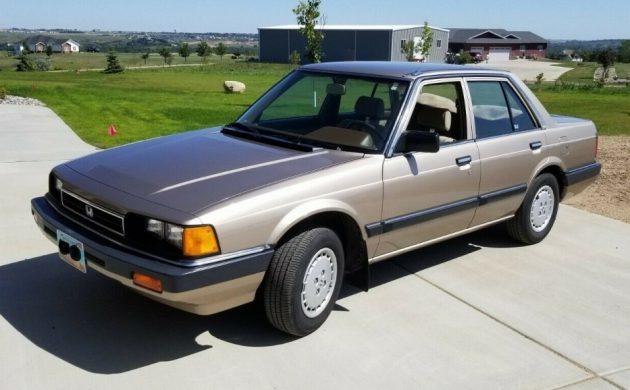 Old Honda Accord >> Future Classic 1985 Honda Accord