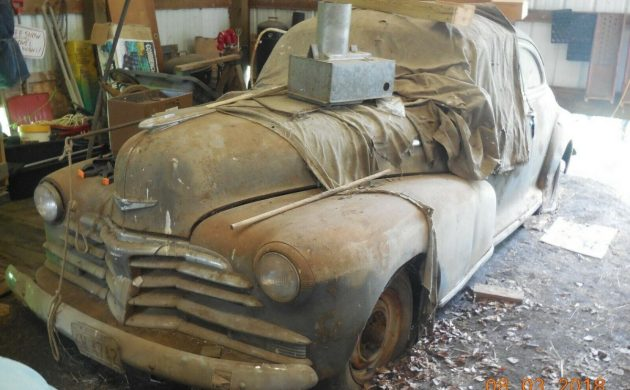 Chevrolet Classic Cars For Sale - Barn Finds