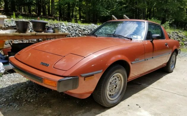 Mazda For Sale - Barn Finds