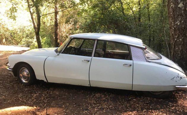 1965 Citroen DS19