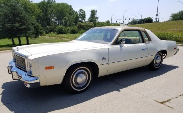 1977 Plymouth Fury Coupe