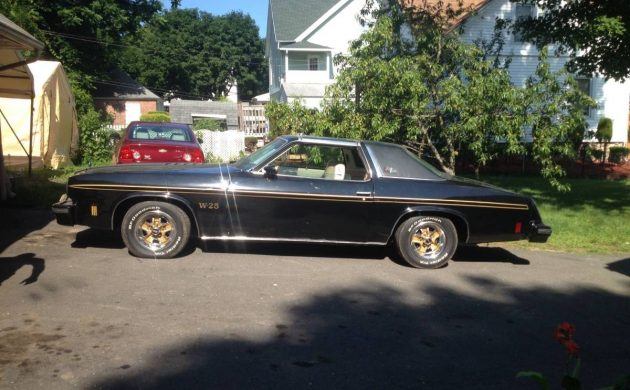1975 Oldsmobile Cutlass Hurst