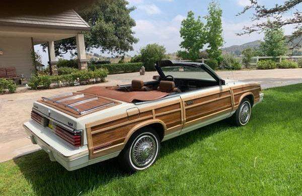 1984 Chrysler Lebaron